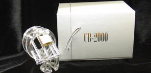 CB-2000 Chastity Device Chicago