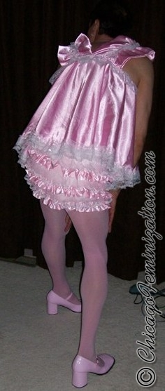 Sissy Maid Michelle